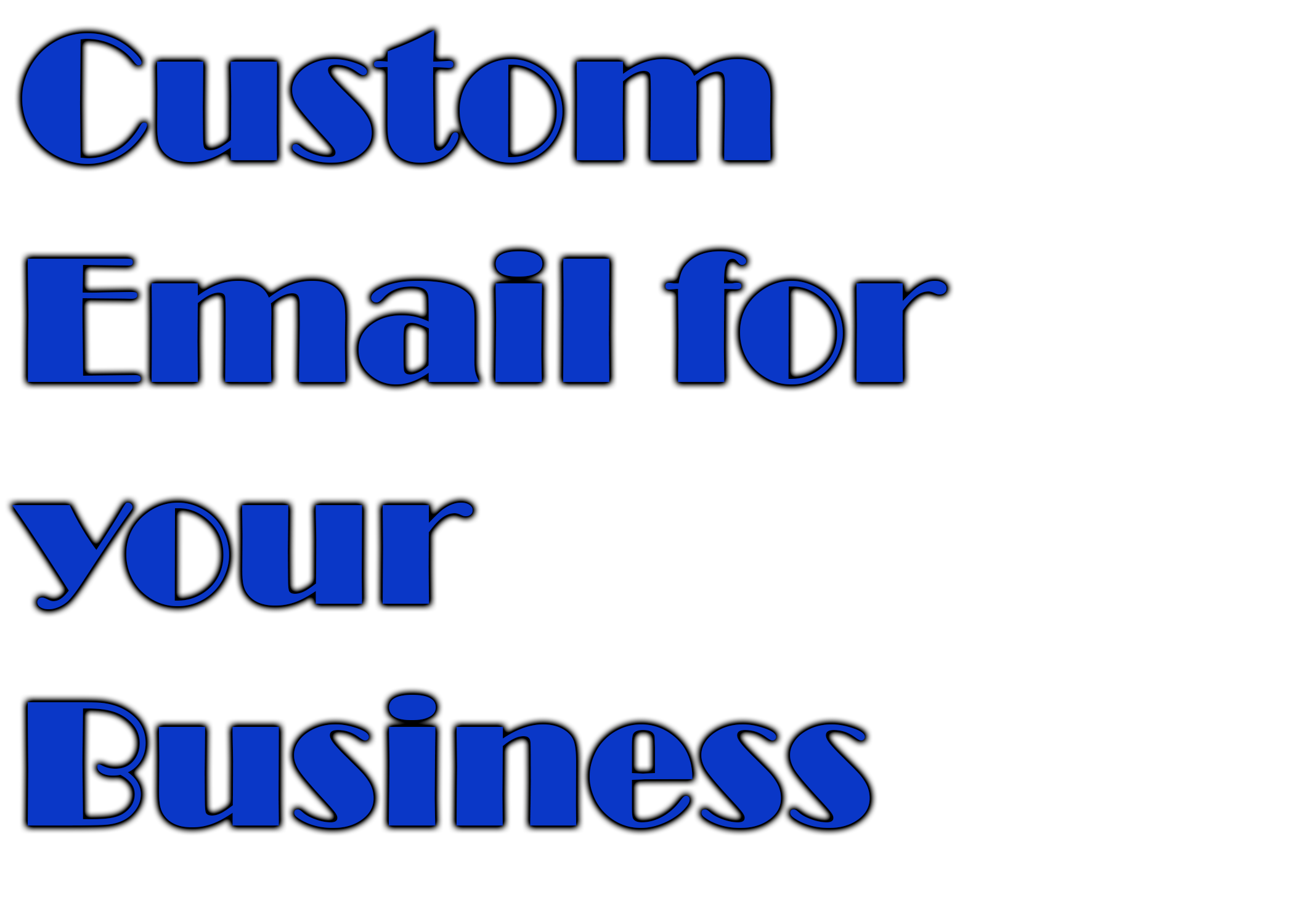 Custom Email for your Business