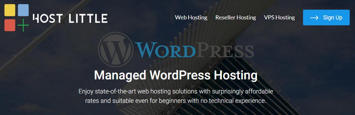 Managed WordPress Web Hosting Services